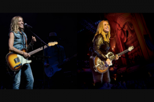 The Music – Win a Double Pass to See Sheryl Crow & Melissa Etheridge