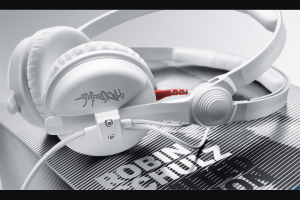 The Music – Win a Set of Limited Edition Sennheiser HeaDouble Passhones (prize valued at $349)