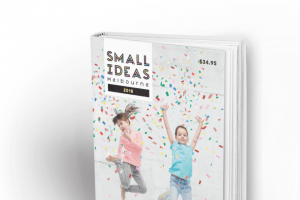 The Weekly Review – Win One of 10 Digital Copies of The Small Ideas Activity Voucher Book