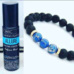 Tonic Essentials Australia – Win a Lava & Blue Jasper Bead Diffuser Bracelet