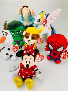 Ty beanie boo collectors – Win this Awesome Pack of 7 Amazing Licenced Characters That Are Part of The Ty Family and Available Now at Wwwbeanieboosaustraliacom