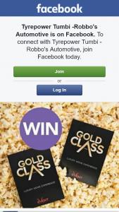 Tyrepower Tumbi -Robbo's Automotive – Win $100 Event Cinemas Gold Pass Voucher