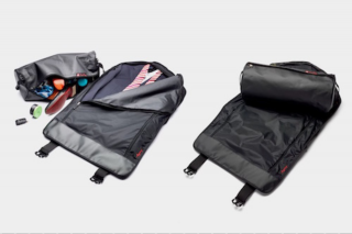 Ultimate Travel Magazine – Win a Henty Copilot Messenger In Black (prize valued at $319)