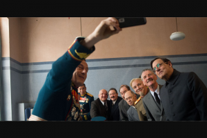 Weekend Edition Brisbane – Win One of Ten Double Passes to See The Death of Stalin