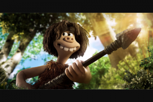 Weekend Edition Gold Coast – Win One of Ten In-Season Double Passes to See Early Man