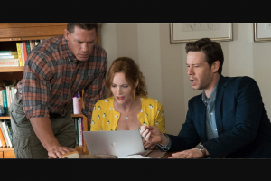 Weekend Edition – Win One of Ten Double Passes to See Blockers