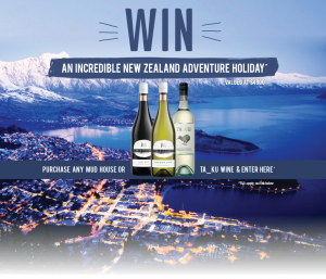 Accolade Wines Australia – Win an incredible New Zealand Adventure Holiday for 2 valued at up to $4,900