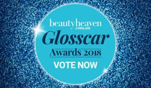 Beauty Heaven – Glosscar Awards 2018 – Vote to Win 1 of 10 prizes of a selection of winning products valued at up to $1,000 each