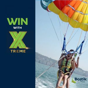 Bostik Australia – Xtreme – Win 1 of 6 Xtreme Xperiences valued at $1,900 each