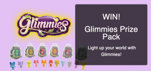 Bound Round – Glimmies – Win a prize pack valued at $50.97
