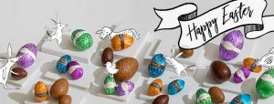 Haigh's Chocolates – Win 1 of 25 Large Milk Chocolate Easter Bilbies