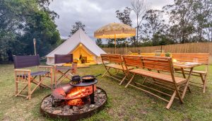 Holiday with Kids – Win a 2-night stay at Flash Camp Coolendel valued at over $970