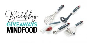 Mind Food – Birthday Giveaway – Win 1 of 2 Zyliss kitchen accessories packs valued at $130.75