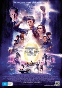Tenplay – Network Ten – Ready Player One – Win 1 of 3 cash prizes of $2,000 each