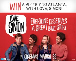 Tenplay – The Project – Fox Love, Simon – Win a VIP Trip to Atlanta valued at $11,040