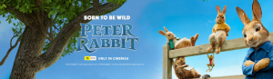 The Scentre Group – Win a Peter Rabbit Experience for 4 in Hobart, Tasmania valued at up to AUD$6,655