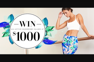 Abi & Joseph – Win a Wardrobe Competition Prize Is a Aud$1000 Wardrobe (prize valued at $1,000)