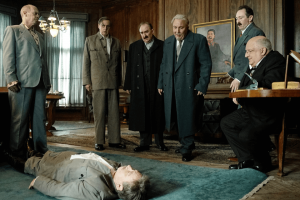 Access Reel – Win a Double Pass to an Advance Screening of Armando Vannucci's Latest Laugh-Fest