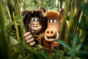 Access Reel – Win a Family Pass to The Advance Screening of Early Man