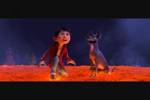 Access Reel – Win Disney•pixar's Coco on Blu Ray