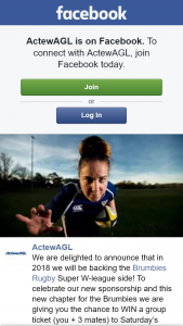 ActewAGL – Win a Group Ticket (you 3 Mates) to Saturday's Games