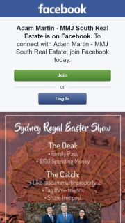 Adam Martin – Win One of Four Packages to The Sydney Royal Easter Show With a Family Pass and $100 Spending Money