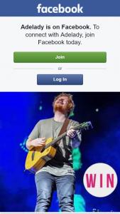 Adelady – Win 2 Tickets to See Ed Sheeran Thanks to Puratap