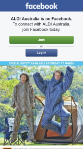 Aldi Australia – Win a Sleeping Bag Onezee