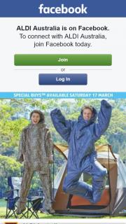 Aldi Australia – Win a Sleeping Bag Onezee