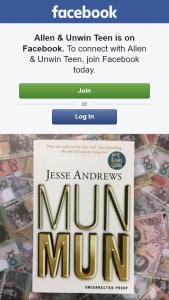 Allen & Unwin – Win One of Three Proof Copies