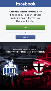 Anthony Smith Toyota – Win a $50 Coles/myer Gift Card From Anthony Smith Toyota (prize valued at $50)