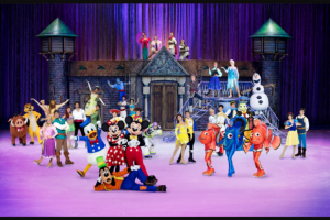 Australian Radio Network 4KQ – Win a Double Pass to See Disney on Ice