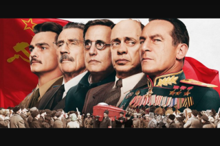 Australian Radio Network 4kq – Win Ticket to See The Death of Stalin
