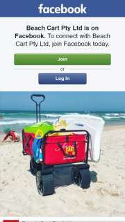 Beach Cart Pty Ltd – Win Your Very Own