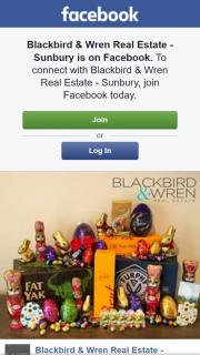 Blackbird & Wren Real Estate Sunbury – Win Beer Bubbles & Bunnies Hamper Must Collect