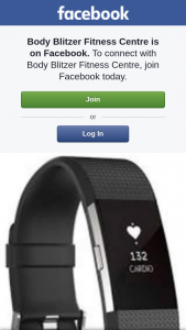 Body Blitzer Fitness Centre FB – Win a 'fiTBit Charge 2'.