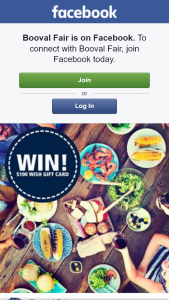Booval Fair – Win a $100 Wish Gift Card Must Collect