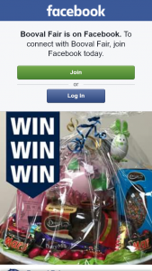 Booval Fair – Win Easter Basket Must Collect