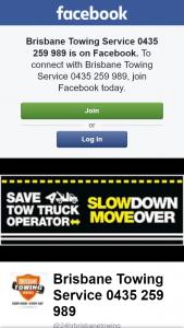 Brisbane Towing Service 0435 259 989 – Win 1/6 $50 Visa Gift Cards