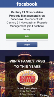 Century 21 Novocastrian Property Management – Win a Family Pass By Just Following These Three Easy Steps