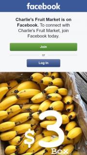 Charlie's Fruit Market – Win Banana Box