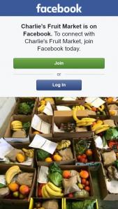 Charlie's Fruit Market – Win Family Box