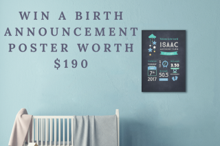 Child Blogger – Competition (prize valued at $190)