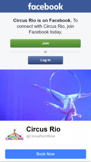 Circus Rio – Win a Family Pass to Circus Rio's Opening Night at The Logan Hyperdome