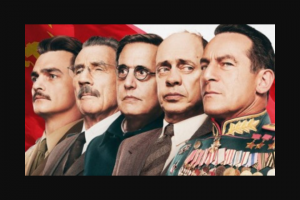 Cream magazine – Win One of Five Double Passes to See The Death of Stalin