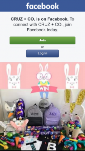 CRUZ CO – Win this Awesome Easter Hamper