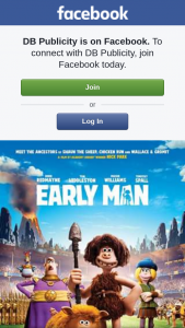 DB Publicity – Win One of Two Early Man Packs