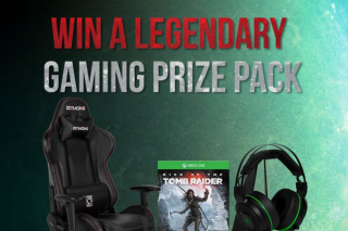 Dendy – Win an Xbox One X V6 Series Gaming Chair & Headset