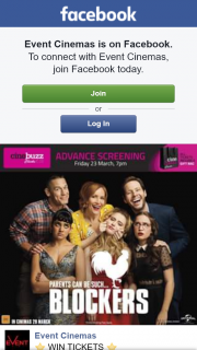 Event Cinemas Garden City – Win One of Two Double Passes to Catf's Blockers Screening (prize valued at $120)