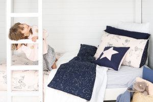 Families Magazine – Win a $250 Kids Bedroom Makeover Voucher With Pillow Talk (prize valued at $250)
